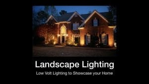 Landscape lighting by iTrust