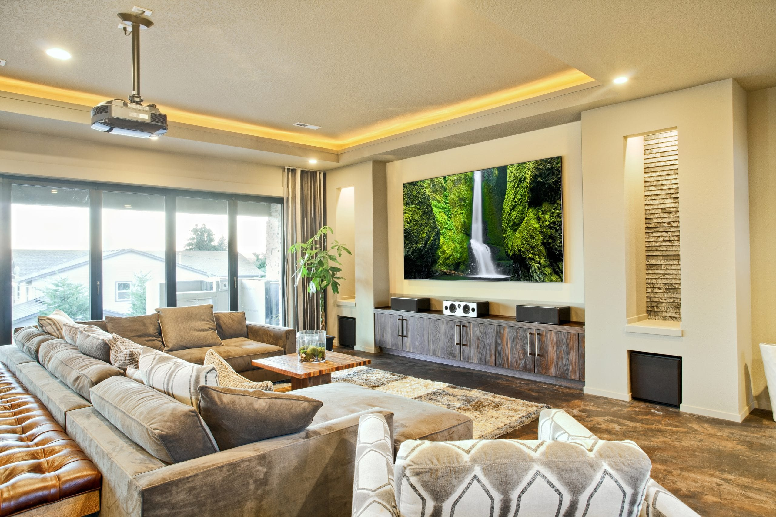 Audio Visual & Home Theater Solutions
